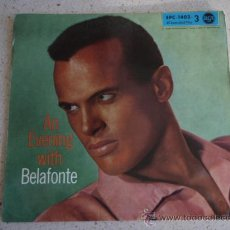 Discos de vinilo: HARRY BELAFONTE ( COME MY LOVE - EDEN WAS LIKE THIS - SHENANDOAH ) EP45 GERMANY-1957 RCA. Lote 11395699