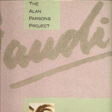 Discos de vinilo: THE ALAN PARSON PROJECT: GAUDI . Lote 25664977