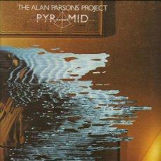 Discos de vinilo: THE ALAN PARSON PROJECT: PYRAMID . Lote 26326172