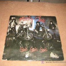 Discos de vinilo: MOTLEY CRÜE . Lote 11442401