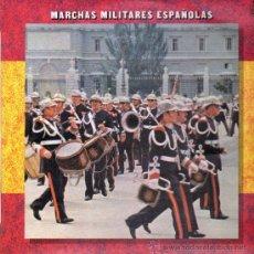Discos de vinilo: MARCHAS MILITARES ESPAÑOLAS .. LP. Lote 21162356