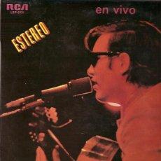 Discos de vinilo: JOSE FELICIANO EN VIVO 2 LPS. SELLO RCA AÑO 1970 EN EL PALLADIUM DE LONDRES.. Lote 11469635