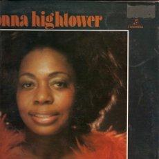 Discos de vinilo: DONNA HIGTOWER LP SELLO COLUMBIA AÑO 1974.. Lote 11469752