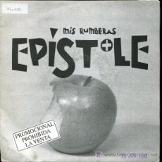 Disques de vinyle: EPISTOLE - MIS RUMBERAS - 1993 - PROMO. Lote 11576709