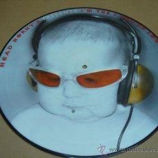 Disques de vinyle: DISCO LP PICTURE HEAD HORNYS IM THE 1 YOURE LOOKING 4 VINILO. Lote 92168015