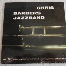 Discos de vinilo: CHRIS BARBER'S JAZZ BAND ( WILD CAT BLUES - PETITE FLEUR ) SINGLE45 METRONOME RECORDS. Lote 11484945
