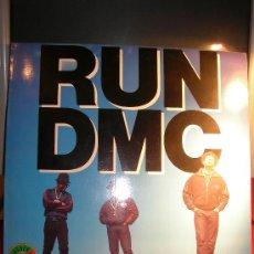 Discos de vinilo: LP TOUGHER THAN LEATHER, DEL GRUPO RUN DMC. Lote 27088735
