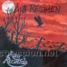 Discos de vinilo: ANTIREGIMEN: AÚN RECUERDO LP12 BSATI DISKAK 1990 PUNK. Lote 23788382