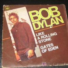 Discos de vinilo: BOB DYLAN - LIKE A ROLLING STONE . Lote 33453917