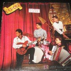 Discos de vinilo: OLE- OLE - CUATRO HOMBRES PARA EVA . Lote 11501323