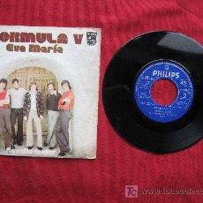 Discos de vinilo: FORMULA V - EVA MARIA . Lote 11507487