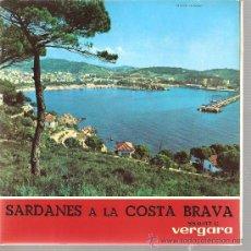 Discos de vinilo: EP SARDANES - SARDANAS - COBLA LAIETANA. Lote 20883832