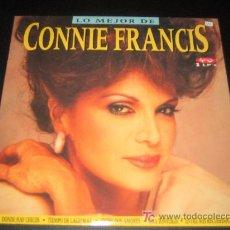 Discos de vinilo: CONNIE FRANCIS - DOS LPS. Lote 11534117