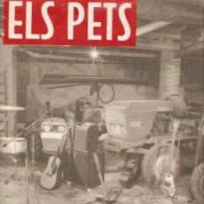 Discos de vinilo: LP ELS PETS -PRIMER LP. Lote 25215179