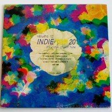 Discos de vinilo: INDIE TOP 20 - VARIOS - THE WENDYS / SPIREA X / BUFFALO TOM / ST. ETIENNE / MOOSE... (LP DOBLE). Lote 26949121