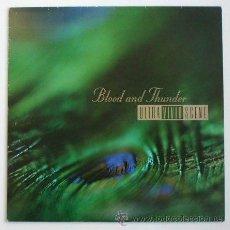Discos de vinilo: ULTRA VIVID SCENE - BLOOD AND THUNDER (LP). Lote 26906057
