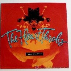 Discos de vinilo: THE HEART THROBS - CLEOPATRA GRIP (LP). Lote 26921586