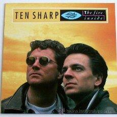 Discos de vinilo: TEN SHARP - THE FIRE INSIDE (LP). Lote 26787470