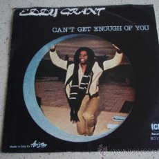 Discos de vinilo: EDDY GRANT ( CAN'T GET ENOUGH OF YOU - NEIGH BOUR, NEIGH BOUR ) ITALY-1981 SINGLE45 ICE. Lote 11581915