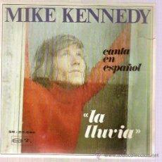Discos de vinilo: EP SN 20246 MIKE KENNEDY LA LLUVIA - GOLDEN MEMORIES. Lote 11584092