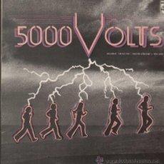Discos de vinilo - 5000 VOLTS (LP PHILIPS de 1976) - 27029961
