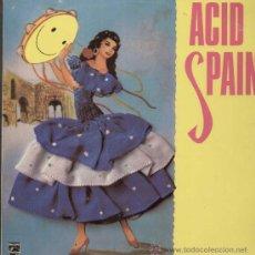 Discos de vinilo: ACID SPAIN / TOROSPAIN (MAXI POLYGRAM DE 1989). Lote 218763881