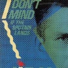 Discos de vinilo: DIRK BLANCHART - I DON'T MIND (IF THE SPUTNIK LANDS) (MAXISINGLE 45 RPM) - NUEVO. Lote 27086481