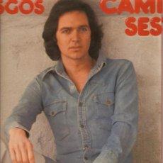Discos de vinilo: LP CAMILO SESTO - RASGOS *PEDIDO MINIMO 9 EUROS. Lote 24910172