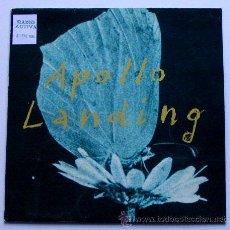 Discos de vinilo: APOLLO LANDING - TROUBLE / 15 MILES / NEW HAVEN / DROUGHT - (MAXISINGLE 45 RPM). Lote 26950654