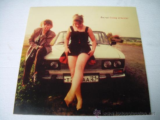 LP BEIRUT GULAG ORKESTAR VINILO (Música - Discos - LP Vinilo - Pop - Rock Extranjero de los 90 a la actualidad)