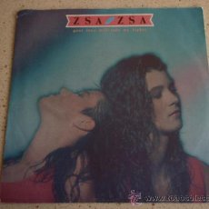 Discos de vinilo: ZSA ZSA ( YOUR LOVE WILL TAKE ME HIGHER 2 VERSIONES ) GERMANY-1988 SINGLE45 PINK. Lote 11645548