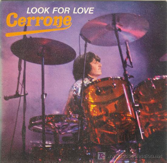 UXV CERRONE DISCO SG VINILO CARATULA NUEVO SIN USAR FUNK DISCO ELECTRONIC LOOK FOR LOVE 1979 (Música - Discos - Singles Vinilo - Cantautores Internacionales)