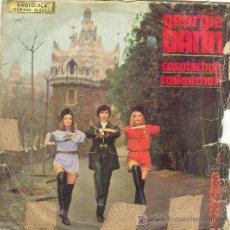 Discos de vinilo: UXV GEORGIE DANN SINGLE 45 RPM 1969 CASATSCHOK RSKATCHOFF. Lote 20021785