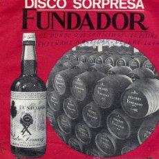 Discos de vinilo: ALFREDO (DISCO SORPRESA FUNDADOR). Lote 11687584