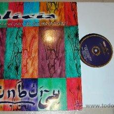 Discos de vinilo: BUNBURY MAXI SINGLE ALICIA VINILO* HEROES DEL SILENCIO. Lote 26670915