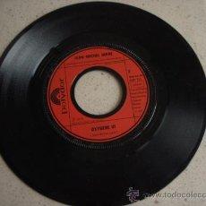 Discos de vinilo: JEAN MICHEL JARRE ( OXYGENE IV - OXIGENE VI ) GERMANY-1976 SINGLE45 POLYDOR. Lote 11690925
