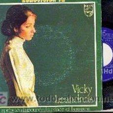 Discos de vinilo: VICKY LEANDROS: APRES TOI+ LE POUPEE, LE PRINCE ET LA MAISON. Lote 18229364