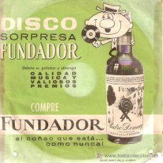 Discos de vinilo: SINGLE VINILO FUNDADOR - MUSICA CLASICA - ARIA PARA CUERDAS EN SOL - ESTUDIO OP - CABALGATA DE LAS W. Lote 23373691