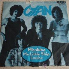 Discos de vinilo: CYAN ( MISALUBA - MY LITTLE SHIP LOUISE ) GERMANY SINGLE45 RCA. Lote 11736728