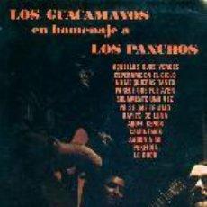 Discos de vinilo: LOS GUACAMAYOS LP EN HOMENAJE A LOS PANCHOS. Lote 26580065