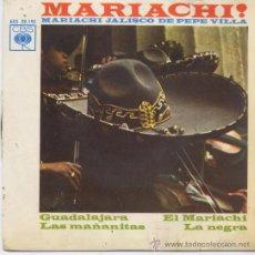 Discos de vinilo - pepe villa,mariachi jalisco de pepe villa,gudalajara 64 - 11779738