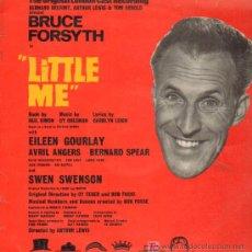 Discos de vinilo: BRUECE FORSYTH / EILEEN GOURLAY / AVRIL ANGERS / BERNARD SPEAR - LP 1964. Lote 11790584