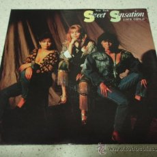 Discos de vinilo: NEW YORK'S SWEET SENSATION ( LOVE CHILD - CHILD OF LOVE ) USA 1990-GERMANY SINGLE45 ATCO. Lote 11802016