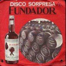 Discos de vinilo: FLOR DE CORDOBA - NAVIDA FLAMENCA / REYES DE ORIENTE / MADROÑOS AL NIÑO - EP 1968 FUNDADOR 10164. Lote 11803200