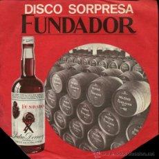 Discos de vinilo: BOLA DE NIEVE - BABULU / LA FLOR DE LA CANELA / MONASTERIO- EP 1969 FUNDADOR - REF. 10169. Lote 11803844
