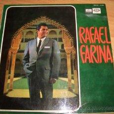 Discos de vinilo: RAFAEL FARINA. Lote 25400076