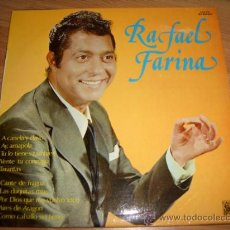 Discos de vinilo: RAFAEL FARINA. Lote 151675074