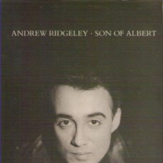 Discos de vinilo: ANDREW RIDGELEY - SON OF ALBERT *** 1990 CBS. Lote 11826278