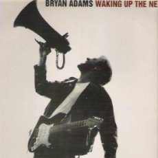 Discos de vinilo: BRYAN ADAMS - WAKING THE NEIGHBOURS /// 2 LP 1991 AM RECORDS. Lote 11898480
