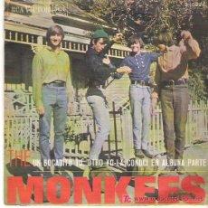 Discos de vinilo: THE MONKEES - A LITTLE BIT YOU *** 1967 RCA VICTOR. Lote 13654391